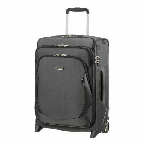 Samsonite X-BLADE 4.0 UPRIGHT 55 STR.TOPPOCKET, CS1-002 in de kleur 18 grey-black 5414847964312