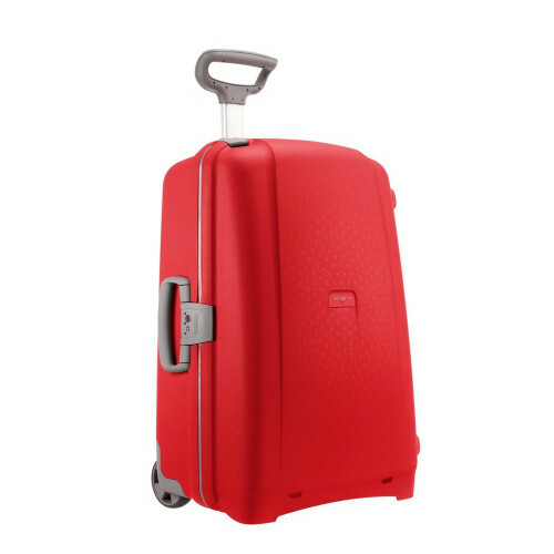 Samsonite AERIS UPRIGHT 78, D18-078 in de kleur 00 red 5411501301353