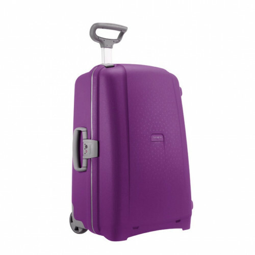 Samsonite AERIS UPRIGHT 78, D18-078 in de kleur 91 purple 5414847460753