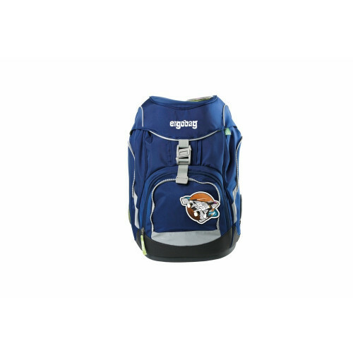 Ergobag OUTBEAR SPACE, E-13-EZ-10 in de kleur 10 blue 4260217193131