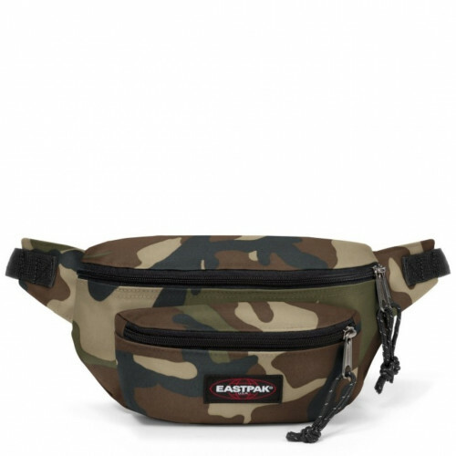 Eastpak AUTHENTIC DOGGY BAG, EK073 in de kleur 181 camo 706421325752