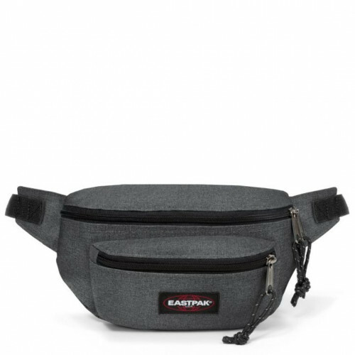 Eastpak AUTHENTIC DOGGY BAG, EK073 in de kleur 77h black denim 5400597849221