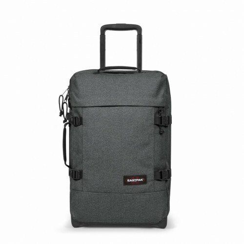 Eastpak AUTHENTIC TRAVEL TRANVERZ S, EK61F in de kleur 77h black denim 5400516433029