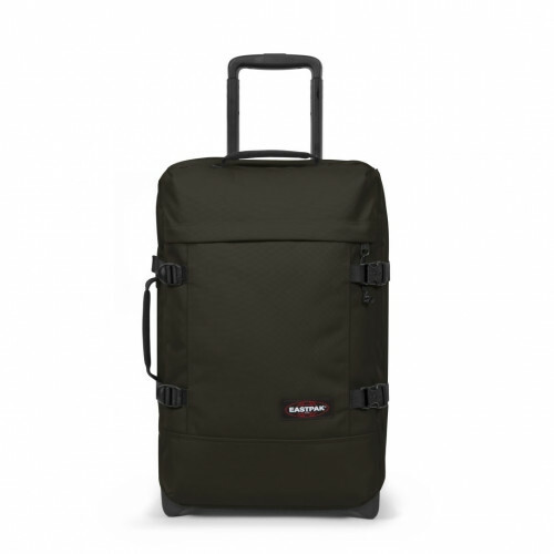 Eastpak AUTHENTIC TRAVEL TRANVERZ S, EK61L in de kleur 49s bush khaki 5400597606800