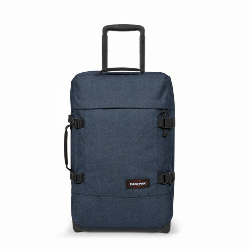 Eastpak AUTHENTIC TRAVEL TRANVERZ S, EK61L in de kleur 82d double denim 5400597606893
