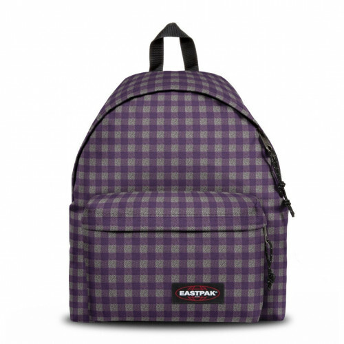 Eastpak PADDED PAK'R PADDED PAK'R, EK620 in de kleur 32m checksange purple 5415320545530