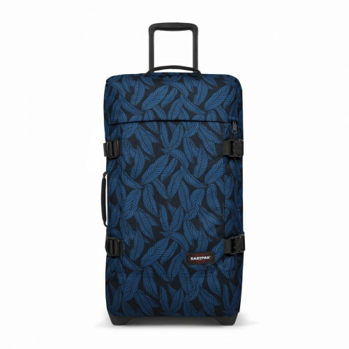 Eastpak AUTHENTIC TRAVEL TRANVERZ M, EK62L in de kleur 43t leaves blue 5400597850265