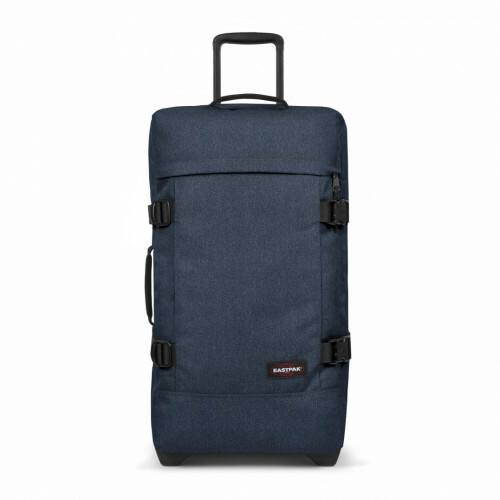 Eastpak AUTHENTIC TRAVEL TRANVERZ M, EK62L in de kleur 82d double denim 5400597607180