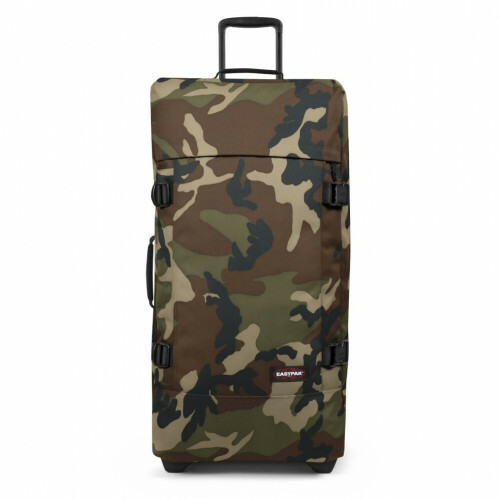 Eastpak AUTHENTIC TRAVEL TRANVERZ L, EK63L in de kleur 181 camo 5400597607265