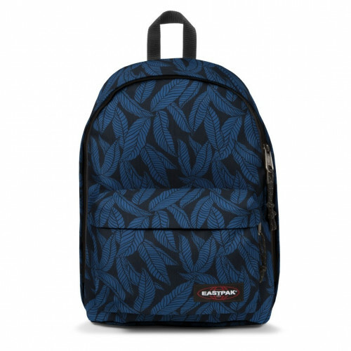 Eastpak AUTHENTIC OUT OF OFFICE, EK767 in de kleur 43t leaves blue 5400806075359