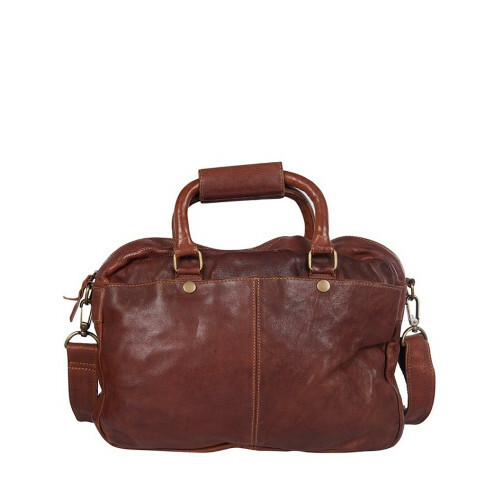 Cowboysbag BAG WASHINGTON, 1065 in de kleur 300 cognac 8718586009011