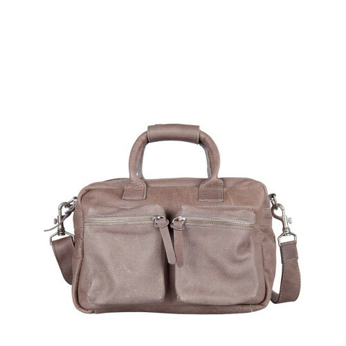 Cowboysbag THE BAG THE LITTLE BAG, 1346 in de kleur 135 elephant grey 8718586224124