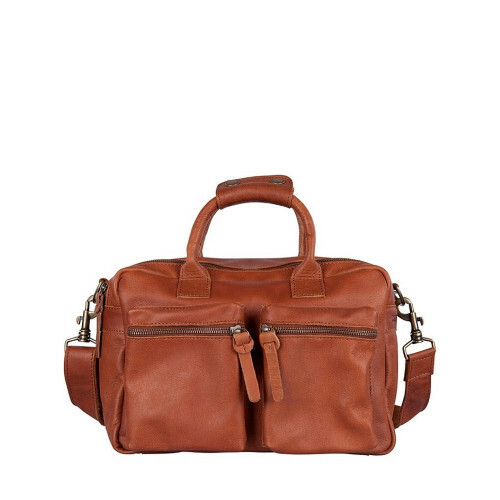 Cowboysbag THE BAG THE LITTLE BAG, 1346 in de kleur 300 cognac 8718586224148