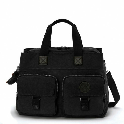 Kipling BASIC WORKING LIFE NEW BECKY, K12754 in de kleur 900 black 5415006417908