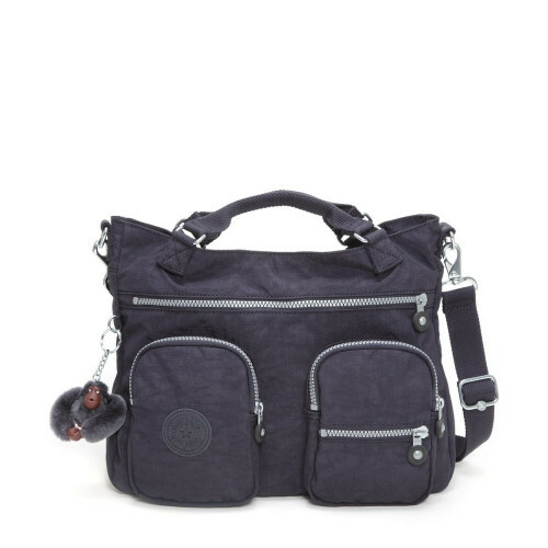 Kipling BASIC ADOMMA, K13542 in de kleur 511 true blue 5415037179943