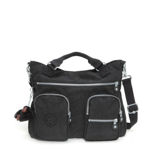 Kipling BASIC ADOMMA, K13542 in de kleur 900 black 5415037180000
