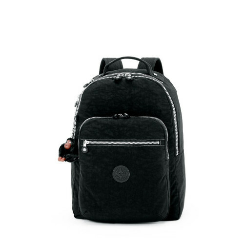 Kipling BASIC BACK TO SCHOOL SEOUL, K13735 in de kleur 900 black 5413405721343