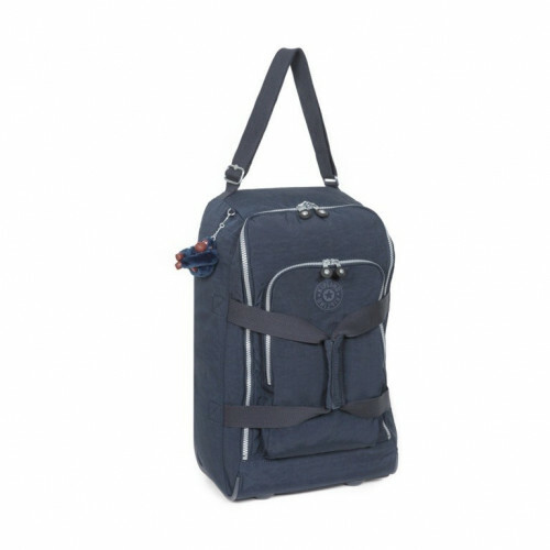 Kipling BASIC TRAVEL WONDERER S, K15071 in de kleur 511 true blue 5415065881528
