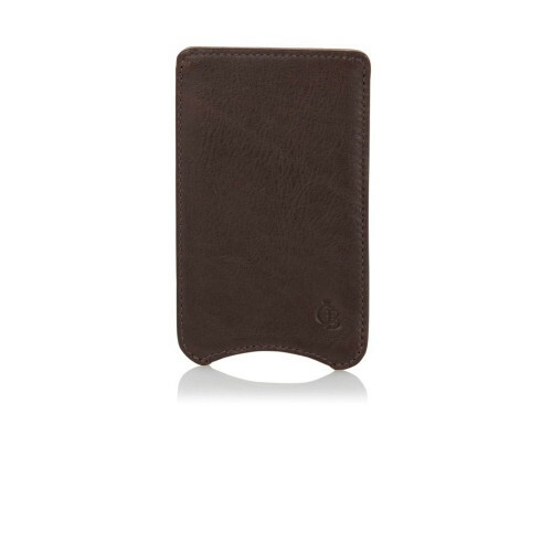 Castelijn & Beerens FIRENZE iPhone4 COVER, 60 9001 in de kleur mocca 8712257066082