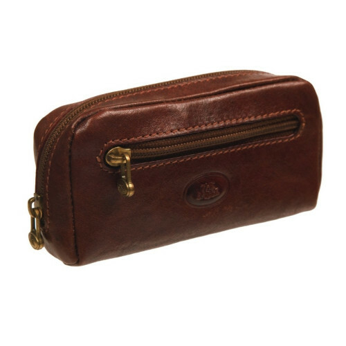 The Bridge STORY UOMO KEY CASE ZIP, 011068 in de kleur 14 marrone 8033748000904
