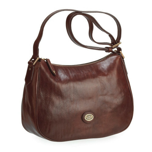 The Bridge STORY DONNA LADIES BAG 30CM, 047169 in de kleur 14 marrone 8033748111266