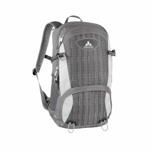 Vaude TRACK & TRAIL WIZARD AIR-1 30+4, 10789 in de kleur 023 pebbles 4021573865823