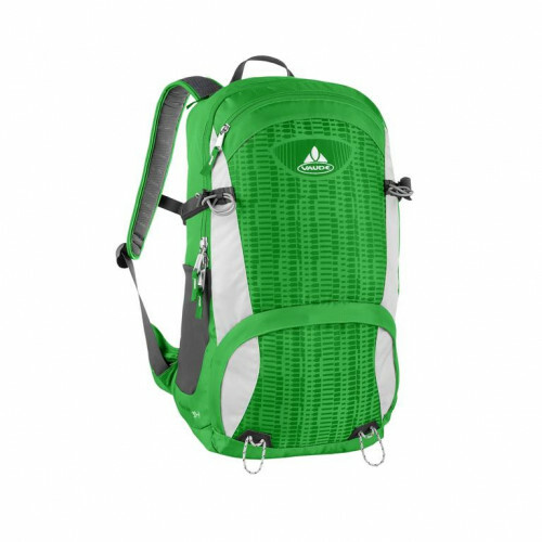 Vaude TRACK & TRAIL WIZARD AIR-1 30+4, 10789 in de kleur 460 green 4021574041295