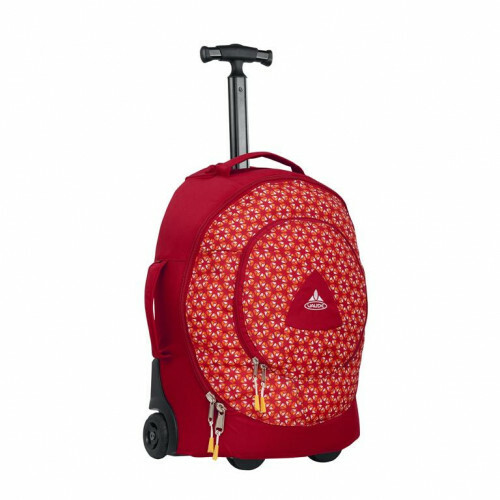 Vaude KIDS GONZO 26, 10880 in de kleur 243 red/mandarinepr 4021573780812