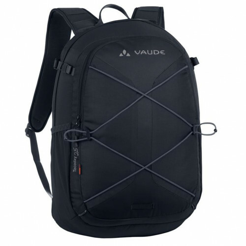 Vaude TECOTORIAL TECODAY 25, 11272 in de kleur 010 black 4021574111547