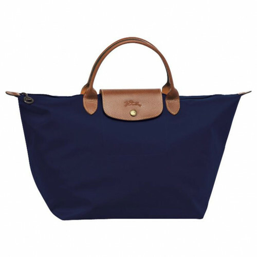 Longchamp LE PLIAGE HANDBAG M, L1623089 in de kleur 556 navy 3597920800263