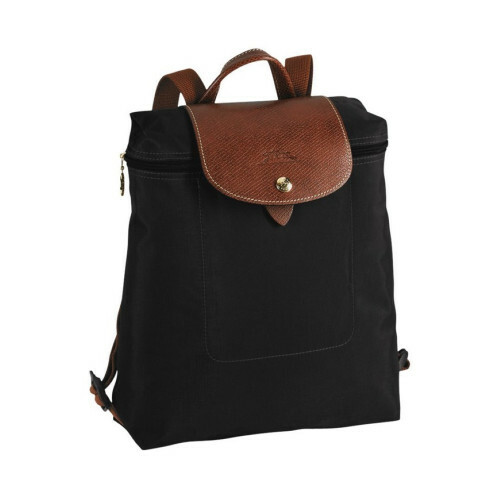 Longchamp LE PLIAGE BACKPACK, L1699089 in de kleur 001 noir 3597920574393
