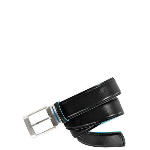 Piquadro BLUE SQUARE MEN'S BELT, CU1523B2 in de kleur N nero 8024671052887