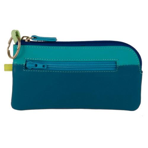 Mywalit SOFT ZIP KEYHOLDER, 267 in de kleur 92 seascape 5051655037472