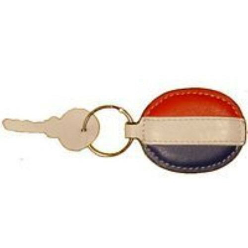 Mywalit SOFT FLAG KEY RING, 999 in de kleur 424 holland 5051655011298