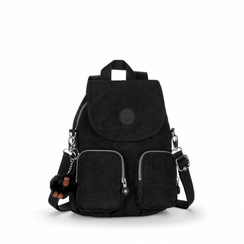 Kipling BASIC FIREFLY UP, K12887 in de kleur 900 black 5400552089051