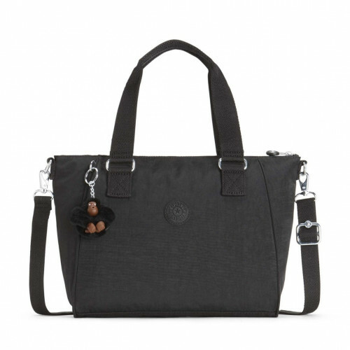 Kipling BASIC AMIEL, K15371 in de kleur j99 true black 5400597193188