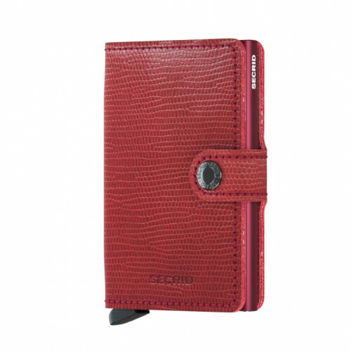 Secrid Miniwallet Rango M red-bordeaux