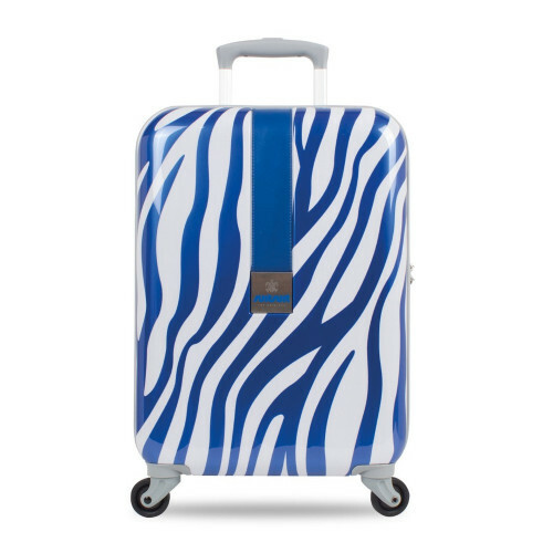"Suitsuit AFRICA ZEBRA SPINNER 20"", TR-12185 in de kleur blue 8718546622311"