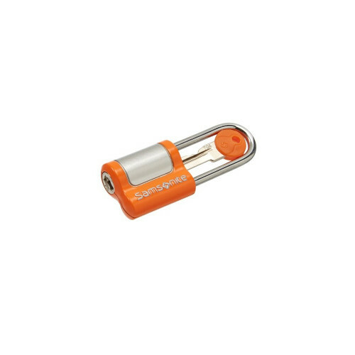 Samsonite TRAVEL ACCESSORIES KEY LOCK 2, U23-110 in de kleur 96 orange 5414847508264
