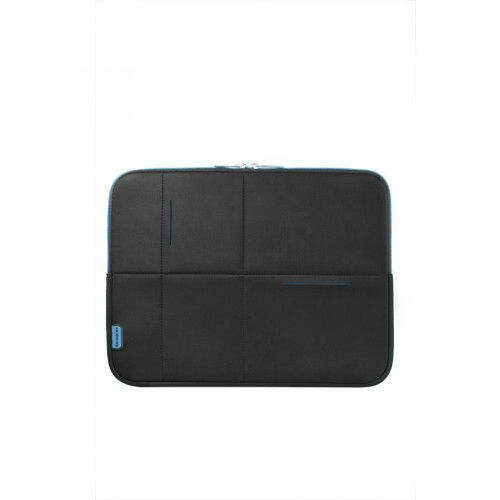 "Samsonite AIRGLOW SLEEVES LAPTOP SLEEVE 15,6"", U37-003 in de kleur 09 black/blue 5414847259579"