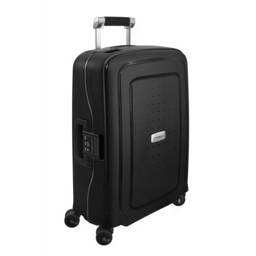 Samsonite S'CURE DLX SPINNER 55, U44-003 in de kleur 18 graphite 5414847354809