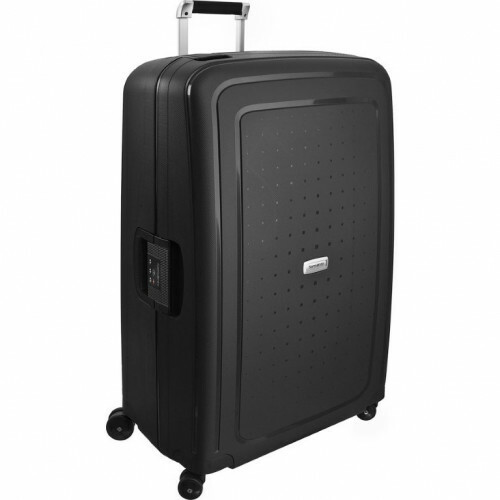Samsonite S'CURE DLX SPINNER 81, U44-004 in de kleur 18 graphite 5414847460289