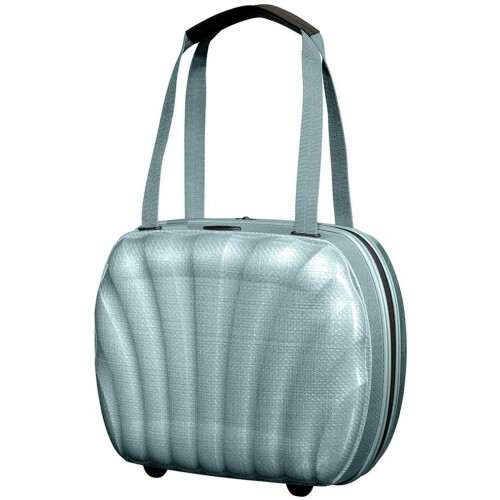 Samsonite COSMOLITE BEAUTY CASE, V22-301 in de kleur 51 ice blue 5414847759956