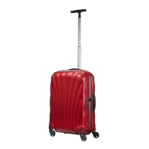 Samsonite COSMOLITE SPINNER 55, V22-302 in de kleur 00 red 5414847651748