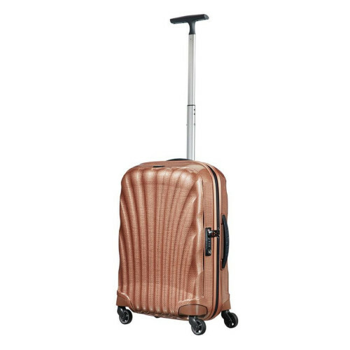 Samsonite COSMOLITE SPINNER 55, V22-302 in de kleur 86 copper blush 5414847651762