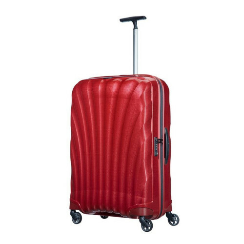 Samsonite COSMOLITE SPINNER 75, V22-304 in de kleur 00 red 5414847651861