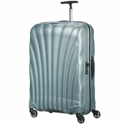 Samsonite COSMOLITE SPINNER 75, V22-304 in de kleur 51 ice blue 5414847759987