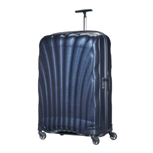 Samsonite COSMOLITE SPINNER 86, V22-305 in de kleur 31 midnight blue 5414847651960