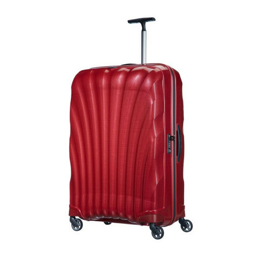 Samsonite COSMOLITE SPINNER 81, V22-307 in de kleur 00 red 5414847651922