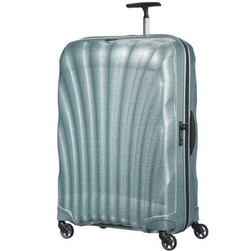 Samsonite COSMOLITE SPINNER 81, V22-307 in de kleur 51 ice blue 5414847759994
